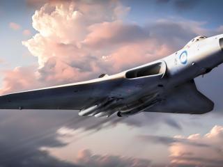 обои Avro Vulcan фото