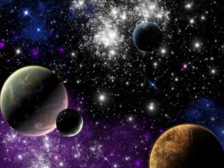 обои Солнечная система в созвездии Тельца фото