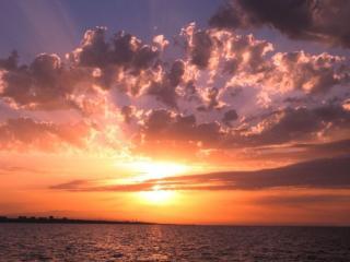 обои Вечернее небо фото