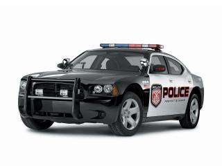 обои Police SRT-8 фото