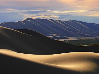 обои Песчаные барxаны и насыпи фото