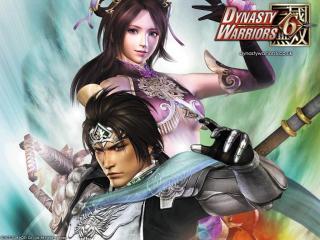 обои Dynasty Warriors фото