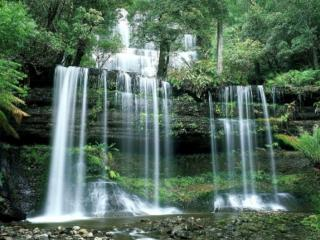 обои Струйный водопад фото