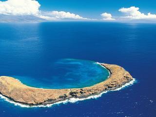 обои Дугообразный остров фото