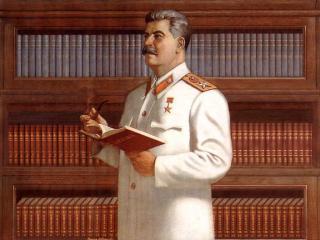 обои И.В. Сталин фото