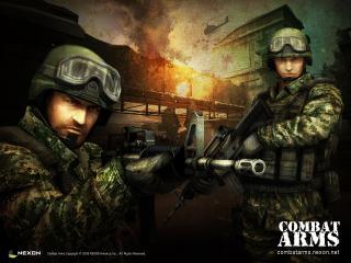 обои Combat Arms фото