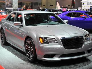 обои Модель Chrysler 300 SRT8 Core Edition фото