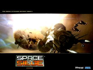 обои Space Siege фото