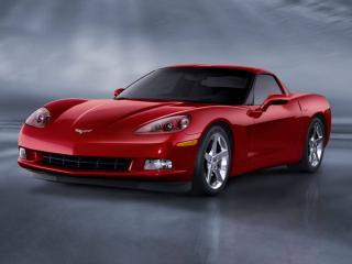 обои Двухместная карета Chevrolet Corvette Coupe фото