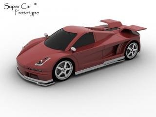 обои Red sportcar фото