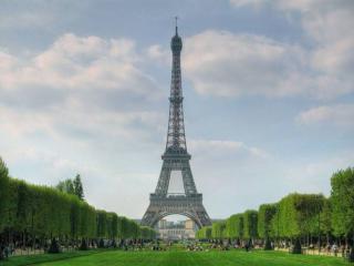 обои Весна в Париже фото