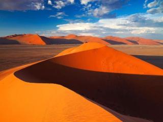 обои Тени пустыни фото