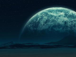 обои Ночной пейзаж фото