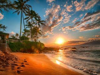 обои Гавайский вечер фото