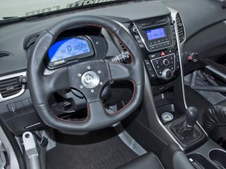 обои Bisimoto Engineering Elantra GT Concept (GD) 2012 руль фото