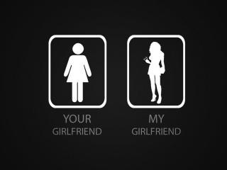 обои Два значка для жeнщин фото