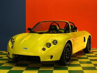 обои SABA Carbon Zero Roadster 2009 спереди фото