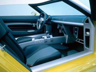 обои Seat Formula Concept 1999 салон фото
