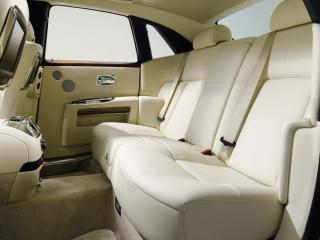 обои Rolls-Royce 200EX Concept 2009 сиденья фото