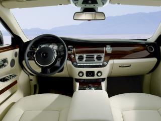 обои Rolls-Royce 200EX Concept 2009 торпеда фото