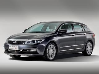 обои Qoros 3 Estate Concept 03.2013 перед фото