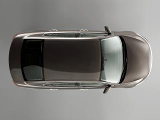 обои Qoros 3 Sedan 2013 крыша фото