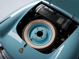 обои PTV 250 Convertible 1956 колесо фото