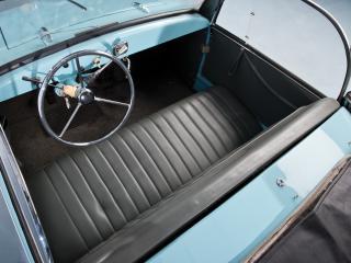 обои PTV 250 Convertible 1956 руль фото
