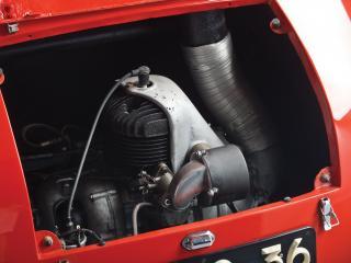 обои PTV 250 Roadster 1956 мотор фото