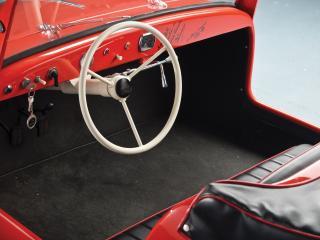 обои PTV 250 Roadster 1956 руль фото
