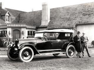 обои Paige Model 6-55 Larchmont Sport Touring 1920 бок фото