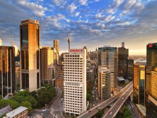 обои Городскиe здания и автомагистрали фото