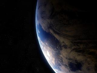 обои Часть планеты виднет фото