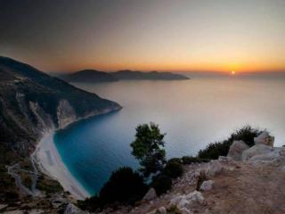 обои Закаты Греции фото