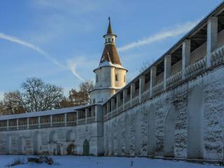 обои Стена и башня фото