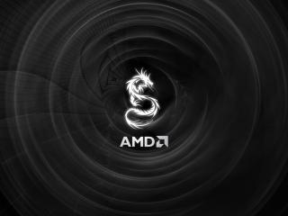 обои AMD фото