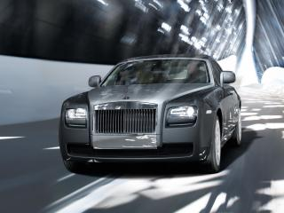 обои Rolls-Royce Ghost 2009 едит фото