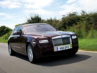 обои Rolls-Royce Ghost Extended Wheelbase 2011 едит фото