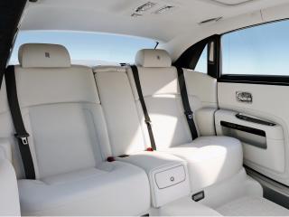 обои Rolls-Royce Ghost Extended Wheelbase 2011 сиденья фото