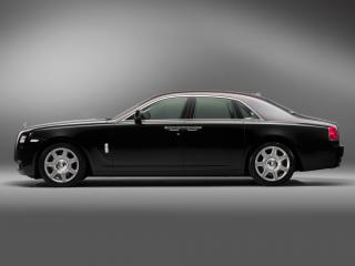 обои Rolls-Royce Ghost Two-tone 2012 бок фото