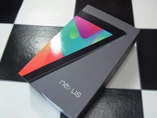 обои ASUS Nexus 7 коробка фото