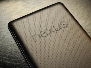 обои ASUS Nexus 7 сзади фото