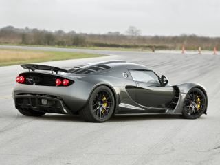 обои Hennessey Venom GT World Speed Record Car 2013 сила фото