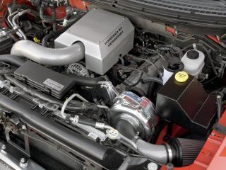 обои Hennessey VelociRaptor 600 2010 мотор фото