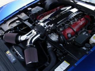 обои Hennessey Venom 800R SRT Coupe 2006 мотор фото