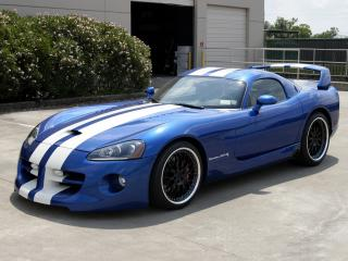 обои Hennessey Venom 800R SRT Coupe 2006 перед фото