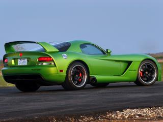 обои Hennessey Venom 1000 Twin Turbo SRT Coupe 2007 мощь фото