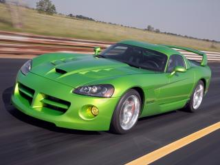 обои Hennessey Venom 1000 Twin Turbo SRT Coupe 2007 перед фото