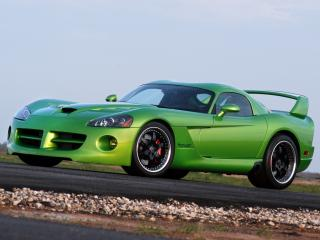 обои Hennessey Venom 1000 Twin Turbo SRT Coupe 2007 сила фото