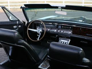 обои Hurst Pontiac Grand Prix Convertible (26667) 1967 руль фото